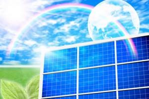 太陽光パネルのイメージ