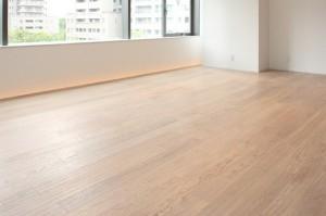 ヒートポンプ式の床暖房
