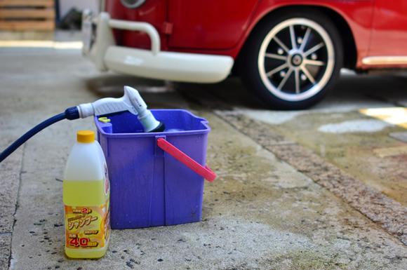 洗車の水道代を節約する方法!バケツなどで節水しながら綺麗にするコツまとめ