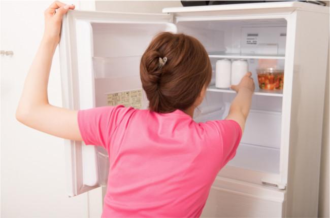 冷蔵庫の消費電力の差!10・20年前の〇倍も電気代節約になる事が判明