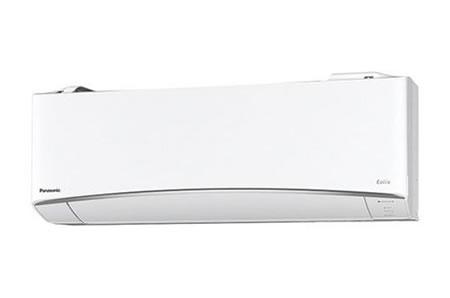 パナソニック 「フィルターお掃除ロボット(自動排出方式)」搭載エアコン CS-EX258C-W