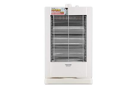 TEKNOS 直管型ハロゲンヒーター 400W管3灯 PH-1211(W)
