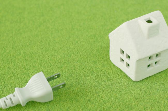 家電のプラグと家
