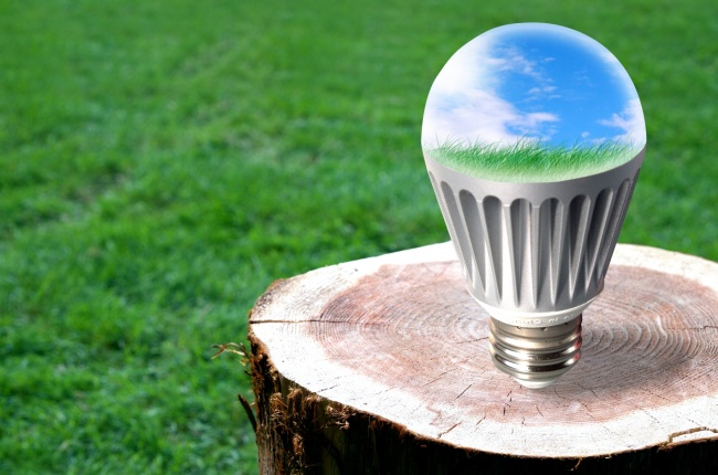 LED電球 エコ