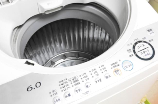 洗濯乾燥機の電気代(消費電力)はけっこう高い!節約する方法は?