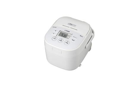 タイガー マイコン 炊飯器 JBU-A551-W