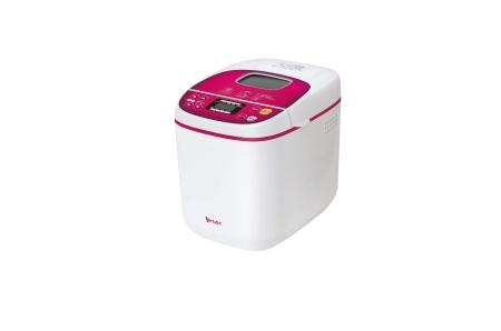 エムケー ホームベーカリー 【ふっくらパン屋さん】 1斤用 ホワイト HBS-100W-W