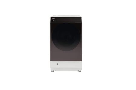 シャープ ドラム式洗濯乾燥機 ES-G110-TL (ブラウン系・左開き)