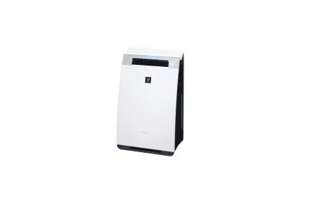 シャープ 加湿空気清浄機 KI-GX75-W (ホワイト系)