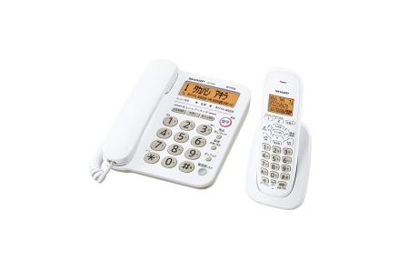 シャープ デジタルコードレス電話機 JD-G32CL