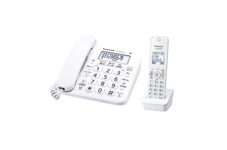 パナソニック コードレス電話機 VE-GD26DL