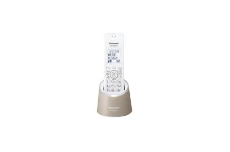 パナソニック デジタルコードレス電話機 VE-GDS02DL
