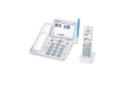 パナソニック デジタルコードレス電話機 VE-GD76DL