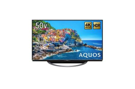 4K対応液晶テレビ AQUOS 4T-C50AJ1
