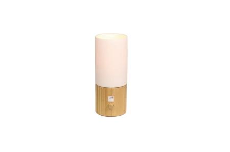 調光テーブルランプTobo(トボ)ナチュラル