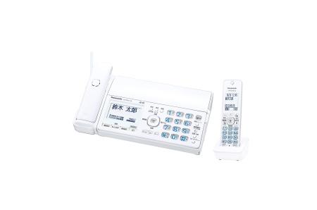 パナソニック デジタルコードレスFAX KX-PD515DL