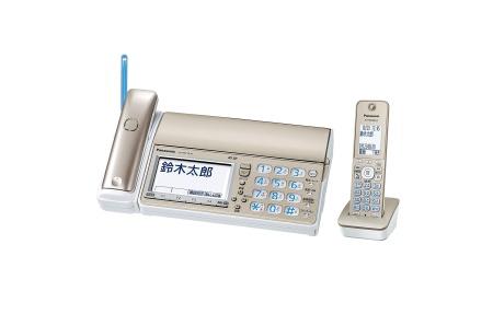 パナソニック デジタルコードレスFAX KX-PD715DL