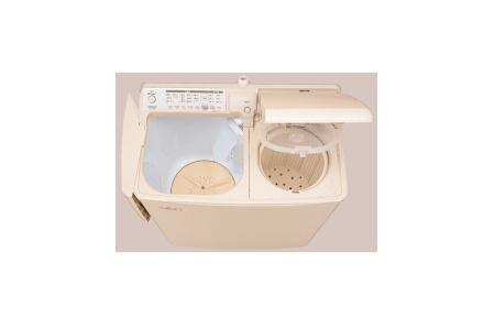 HITACHI 青空 自動2槽式洗濯機 PA-T45K5