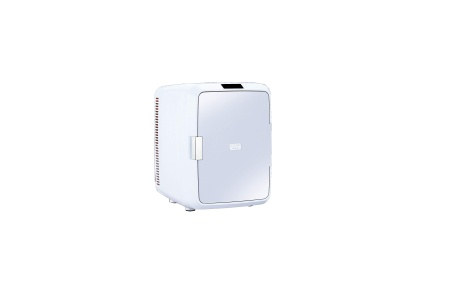 TWINBIRD 2電源式ポータブル電子適温ボックスD-CUBE X HR-DB08